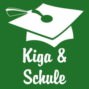 Kindergarten & Schule