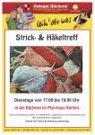 Plakat Stricktreff