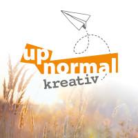 Logo upnormal kreativ