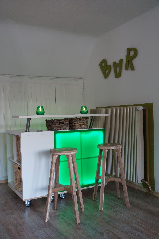 Bar im Kinder- und Jugendbüro Haigerloch