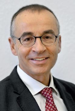 Portrait Bürgermeister Götz