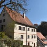 Kunstmuseum Schüz im Alten Pfarrhaus Außenansicht