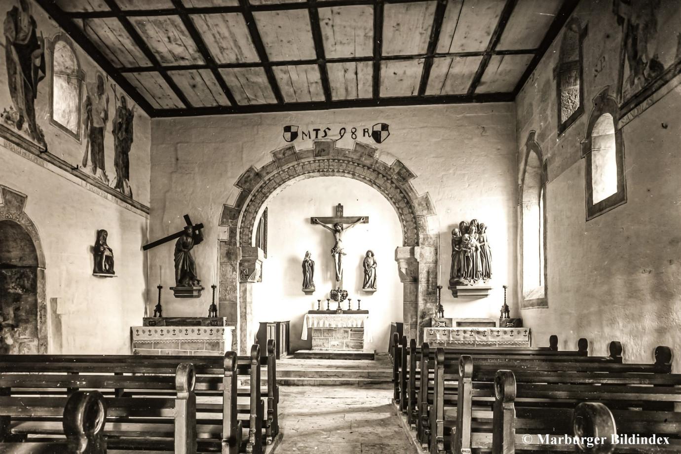 Chor um 1954