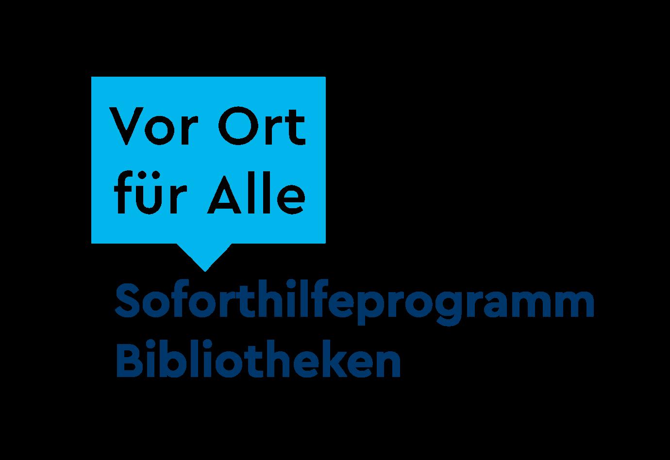 Logo des Förderprogramms Vor Ort für Alle